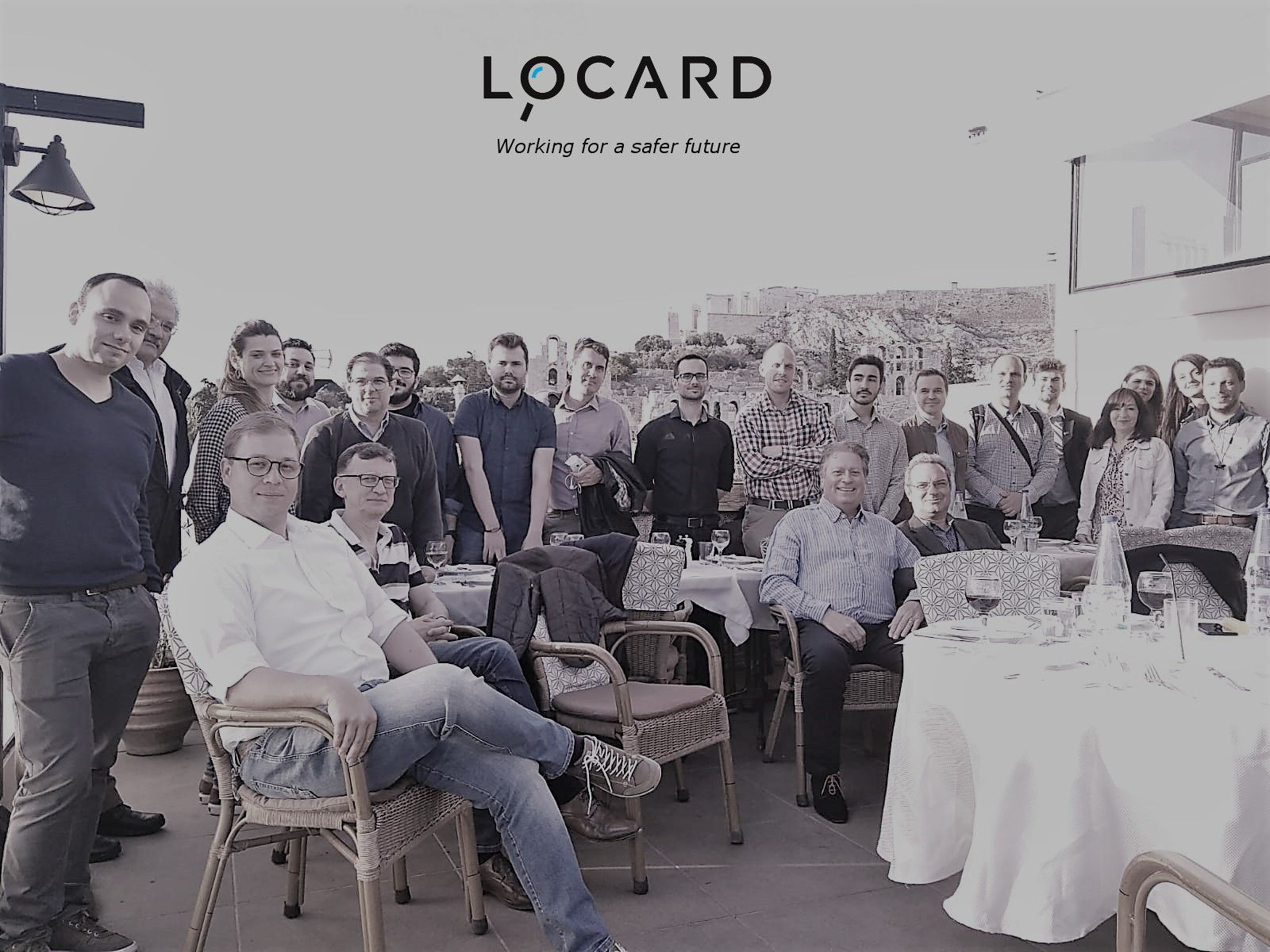 LOCARD Kick-off Meeting