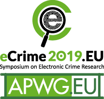 EU Symposium on Electronic Crime Research 2019